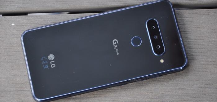 Alleen vandaag: de LG G8s ThinQ voor €349,95