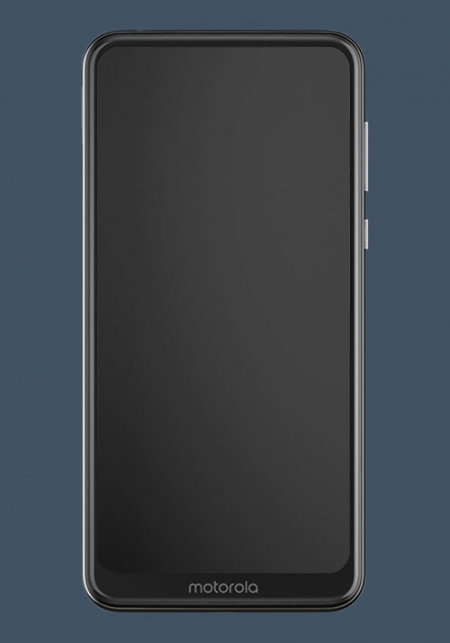 Moto G8 render