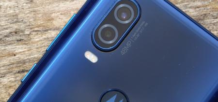 Motorola One Vision krijgt Android 10 update in Nederland