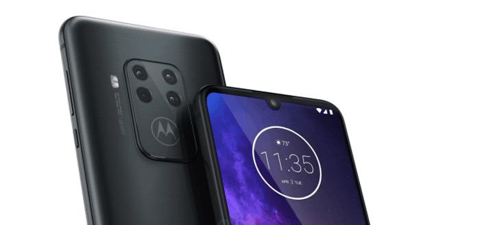 Motorola One Zoom met quad-camera en goede specs lekt uit