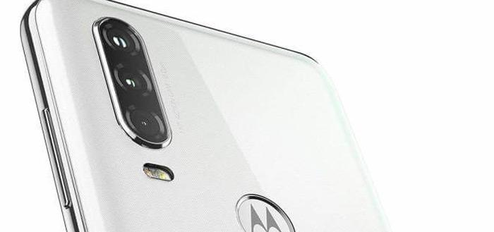 Foto's en specs: alles over de Motorola One Action ligt op straat