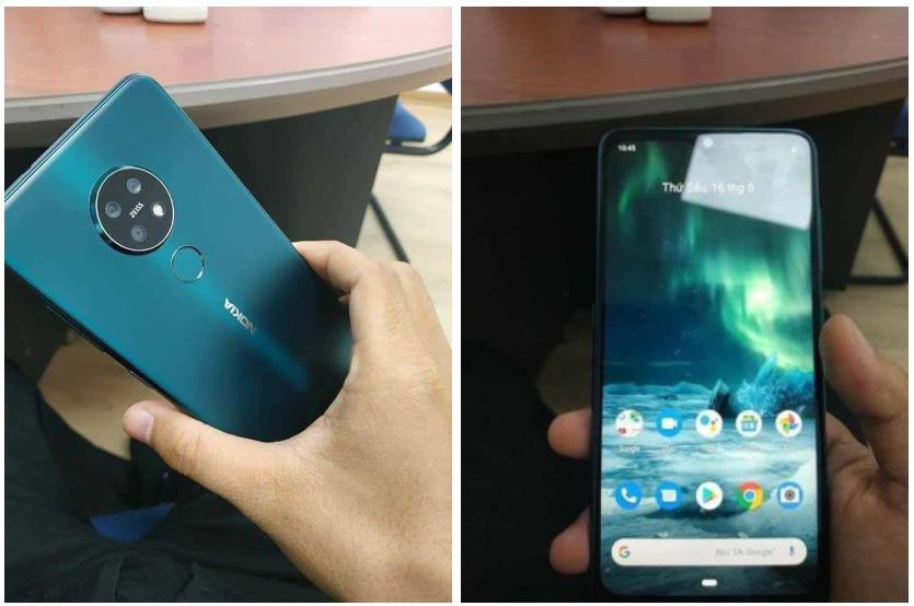 Nokia 7.2 foto