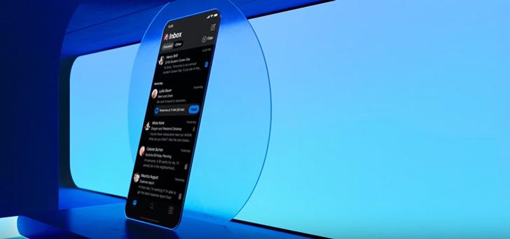 Microsoft brengt donkere thema naar Outlook voor Android
