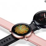 Samsung Galaxy Watch Active 2 gepresenteerd: vol met verbeteringen