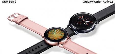 Samsung brengt grote update uit voor Galaxy Watch Active 2