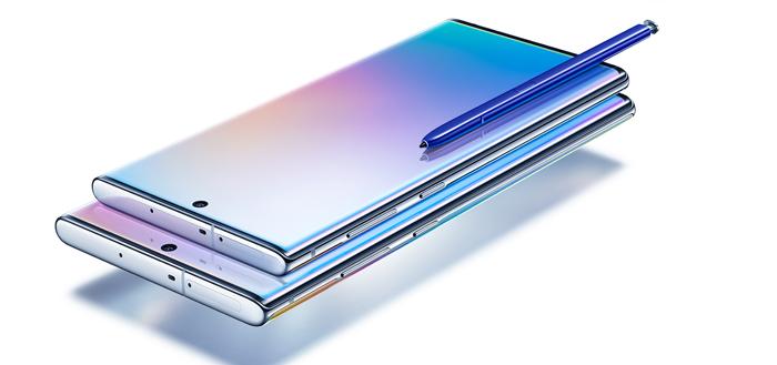 Samsung Galaxy Note 20+ geruchten stromen binnen: accu en camera details