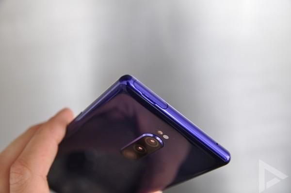 Sony Xperia 1 sim
