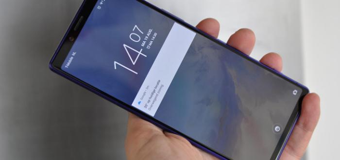 Sony rolt Android 10 uit voor Xperia 1 en Xperia 5: maar er zijn ook problemen