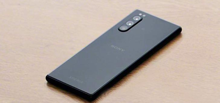 Sony Xperia 2: eerste foto's voor de aankondiging duiken op