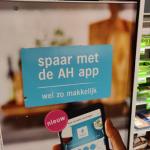 Albert Heijn laat je zegels sparen via de Appie app: zo werkt het