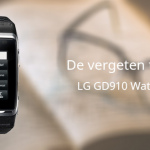 De vergeten telefoon: LG GD910 Watch Phone