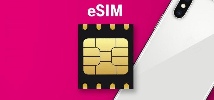T-Mobile biedt nieuwe eSIM als eerste Nederlandse provider