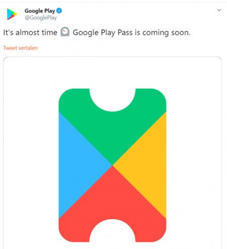 Google Play Pass coming soon