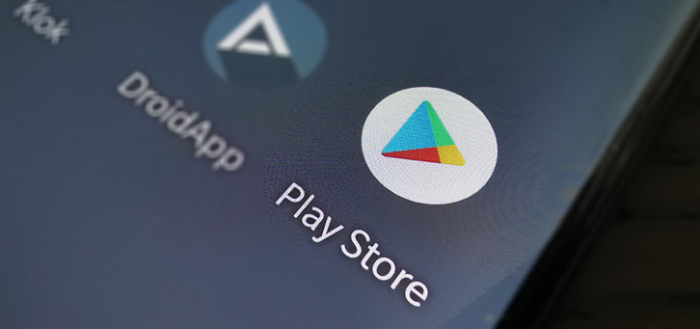 Google Play Store krijgt donker thema (screenshots)