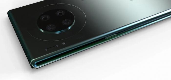 Huawei Mate 30 Pro renders: strak toestel met 7 camera's