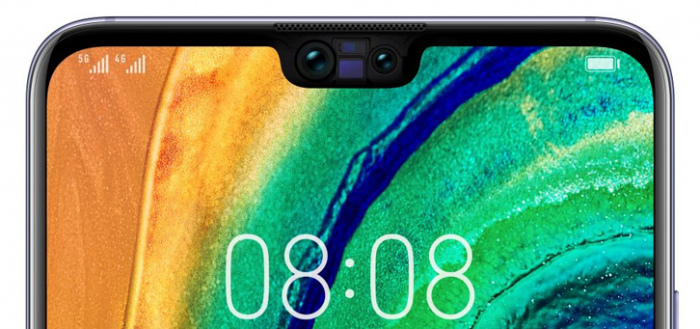 'Huawei Mate 30-serie komt medio november, maar pas later naar Nederland'