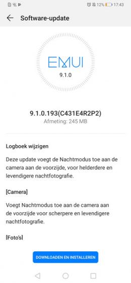 Huawei P30 Pro augustus