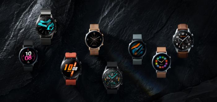 Huawei presenteert nieuwe smartwatch: Watch GT 2