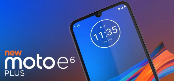 Moto E6 Plus: betaalbare, interessante smartphone uitgebracht in Nederland