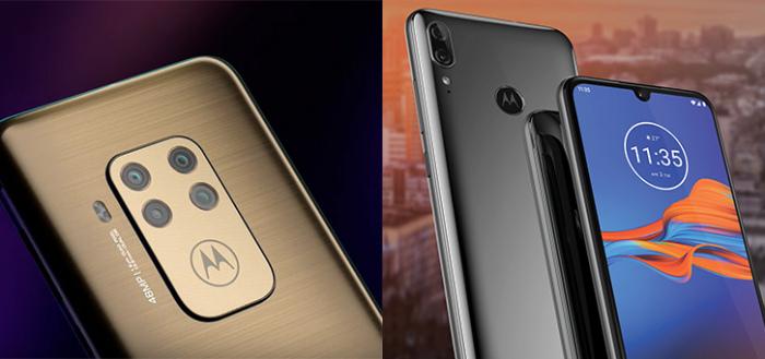 Motorola presenteert nieuwe Motorola One Zoom en Moto E6 Plus