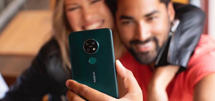 Nokia 6.2 en 7.2 krijgen nieuwe update met verbeteringen: voorbereiding Android 10?