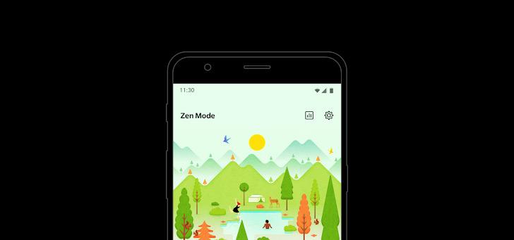 OnePlus Zen Mode krijgt slaapmotivatie-challenge en meer