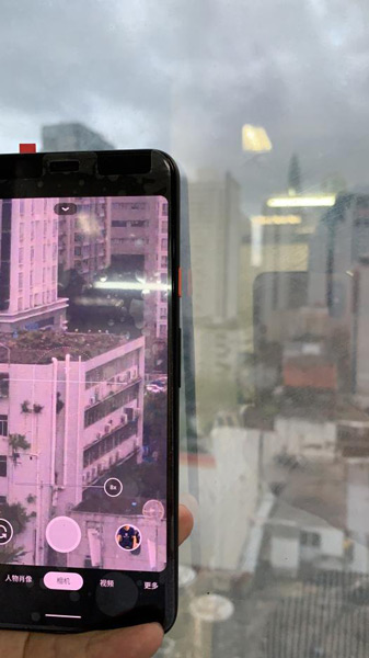 Pixel 4 8x zoom