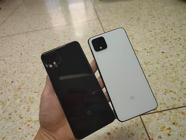 Pixel 4 foto