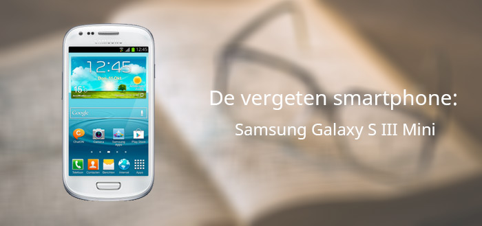 Samsung Galaxy S3 Mini vergeten header
