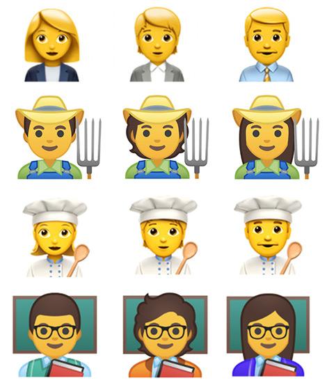 Emoji 12.1