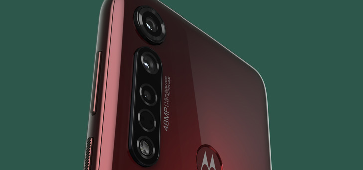 Motorola rolt augustus-update uit voor Moto G8 Plus
