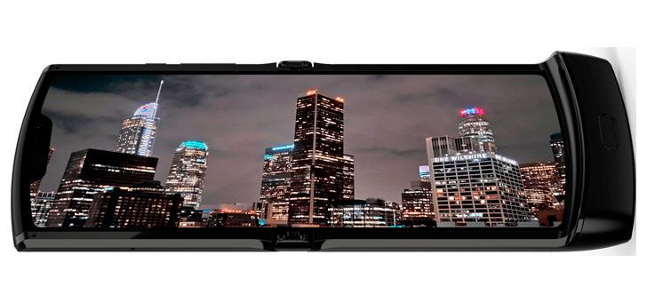 Motorola Razr: nieuwe vouwbare smartphone uitgelekt in foto's