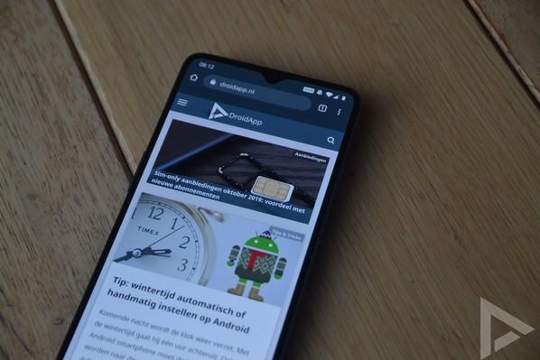 OnePlus 7T internet