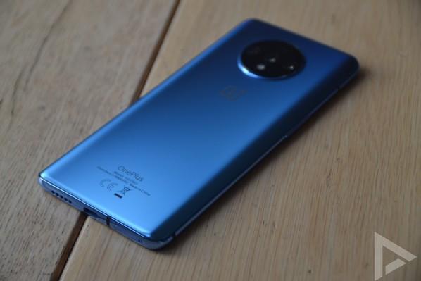 OnePlus 7T achterkant