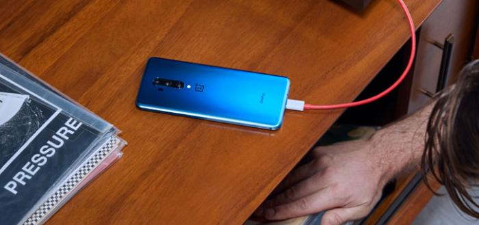 'OnePlus werkt aan smartphone met oplaadsnelheid van 65W'