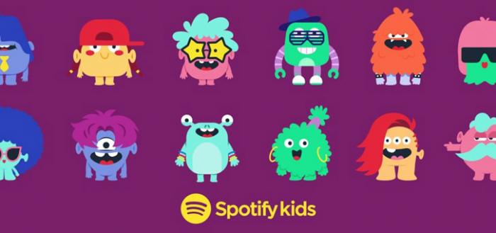 Spotify komt met Kids-app; speciaal voor kinderen