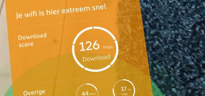 Ziggo brengt WiFi Assistent app uit: op toffe manier zien hoe je internetverbinding is