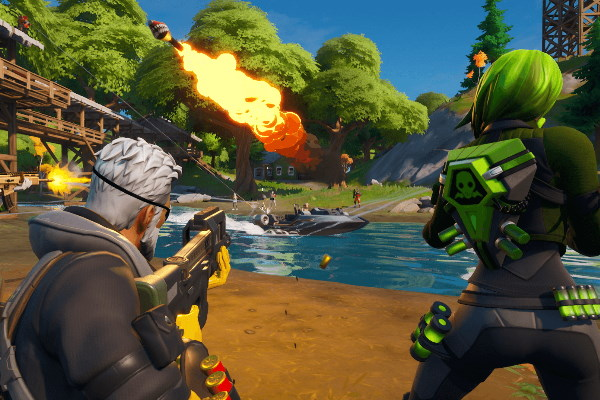Fortnite chapter 2 seizoen 1
