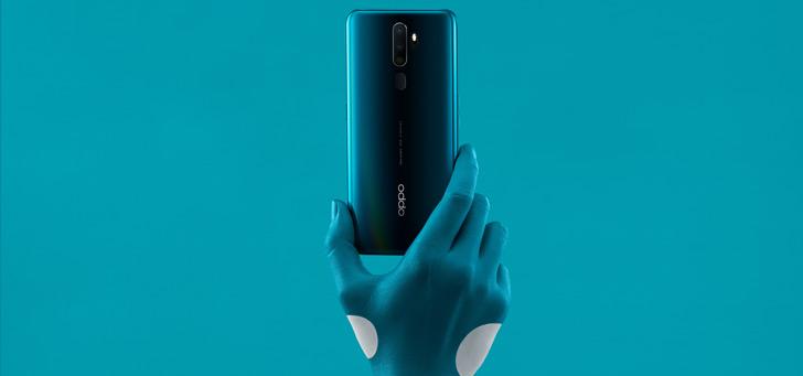 Oppo presenteert Oppo A5 en A9 2020 met enorme accu en gunstige prijs