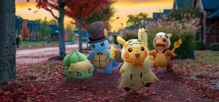 Pokémon GO Halloween 2019 evenement en Wayfarer programma gelanceerd