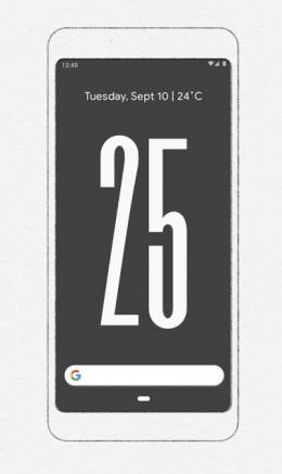 Unlock Clock app