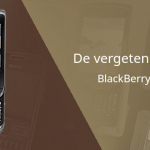 De vergeten smartphone: BlackBerry Torch 9800