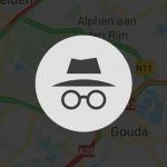 Google Maps: zo gebruik je de incognitomodus