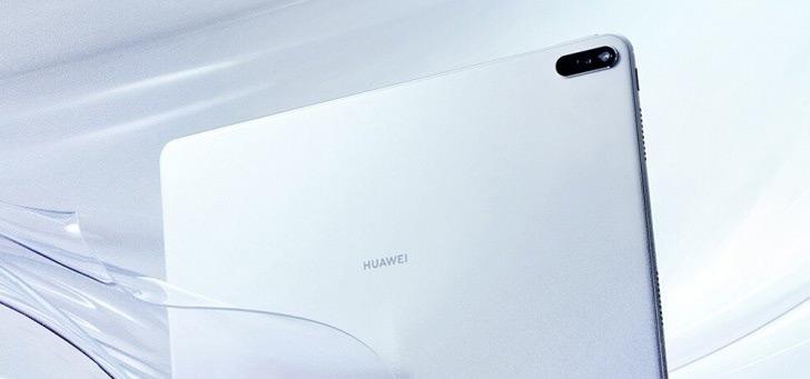 Huawei presenteert nieuwe tablet met punch-hole: MatePad Pro