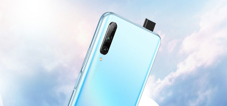 Huawei lanceert Huawei P Smart Pro met pop-up camera