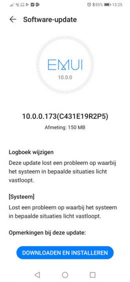 Huawei P30 Pro 10.0.0.73