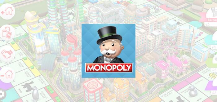 Monopoly is compleet vernieuwd: nu beschikbaar voor Android