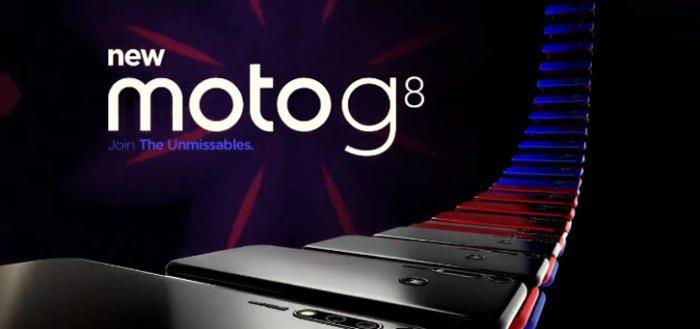Foto en specificaties van Moto G8 en Moto G8 Power verschijnen online