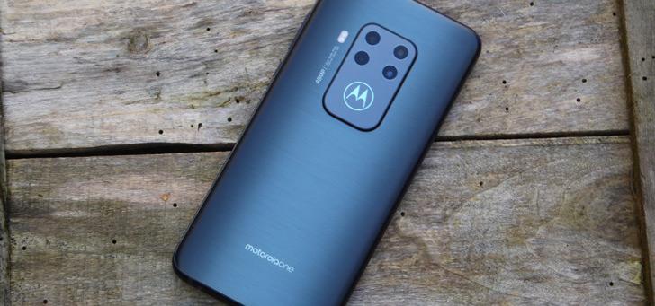 Motorola One Zoom flink afgeprijsd: alleen vandaag voor €269,95