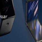 Vouwbare Motorola Razr moet het ontgelden in duurzaamheids-video